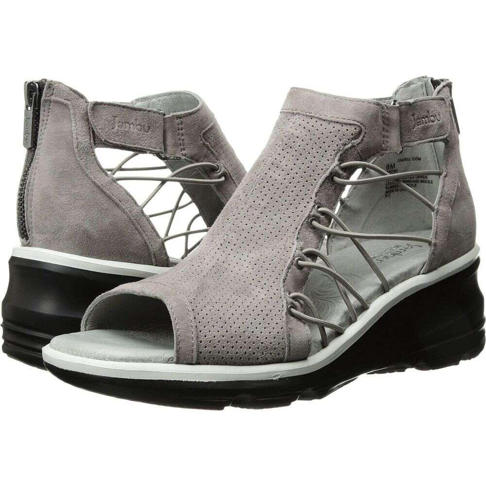 ジャンブー レディース シューズ 特売 靴 サンダル ミュール Jambu Taupe サイズ交換無料 Light Naomi 人気ブランド