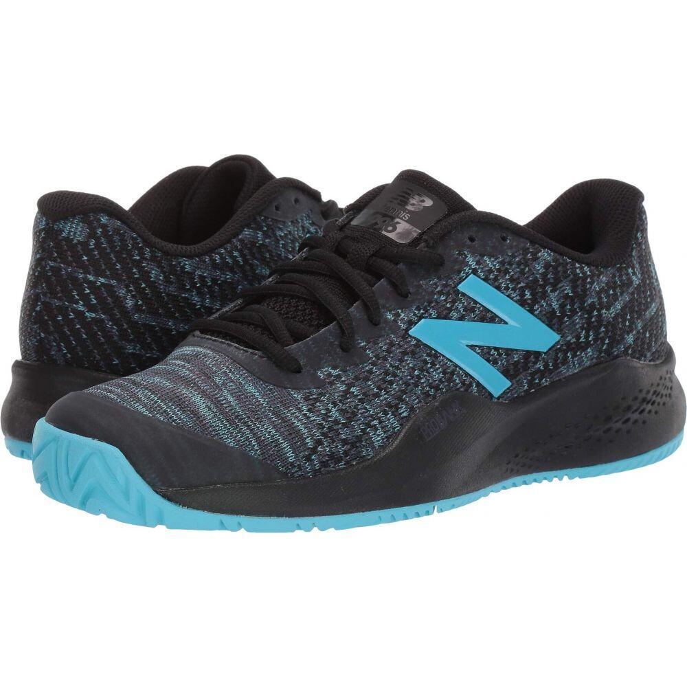 ニューバランス レディース テニス 卸直営 シューズ 無料 靴 Black Balance New サイズ交換無料 996v3 Bayside