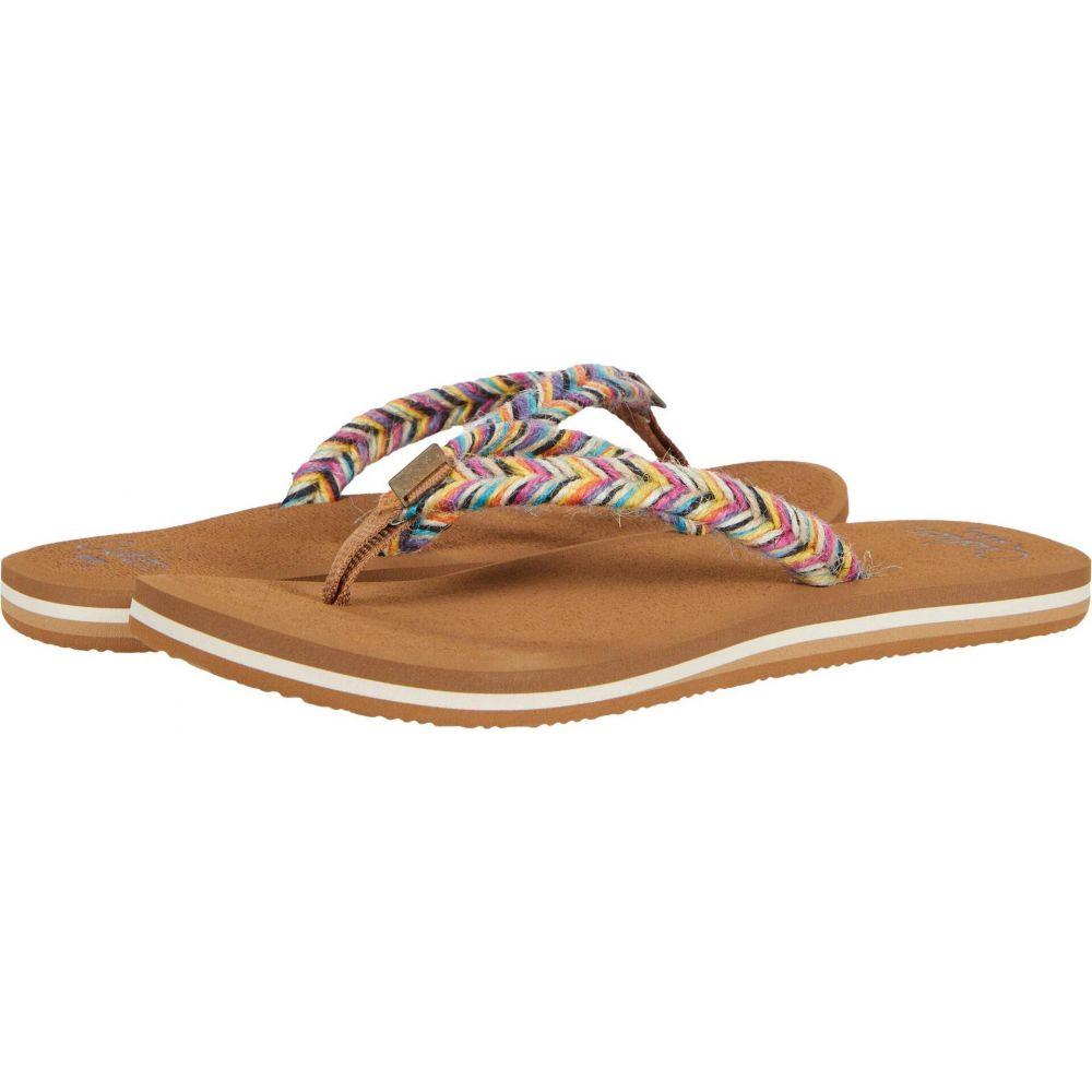 リーフ レディース シューズ 靴 ビーチサンダル Break Reef Multi 高額売筋 サイズ交換無料 送料無料新品 Cushion