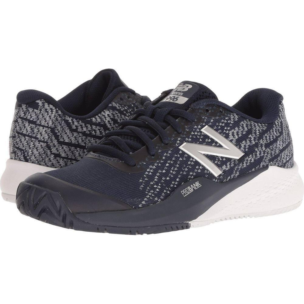 ニューバランス レディース 商店 テニス シューズ 靴 Pigment WCH996v3 サイズ交換無料 25%OFF White New Balance