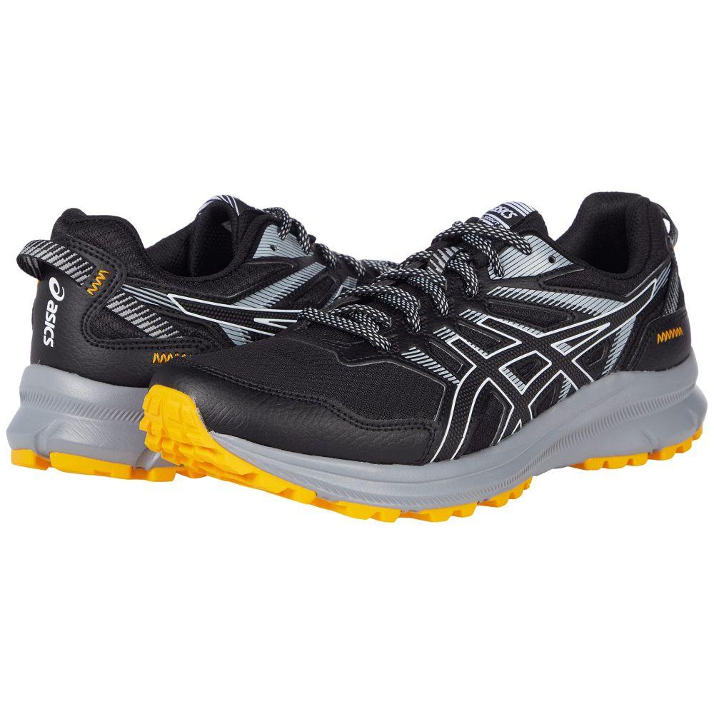 アシックス メンズ ランニング・ウォーキング シューズ・靴 Black/White 【サイズ交換無料】 アシックス ASICS メンズ ランニング・ウォーキング シューズ・靴【Trail Scout 2】Black/White