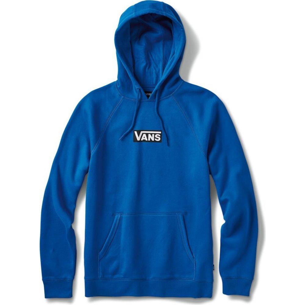 ヴァンズ メンズ トップス パーカー Victoria Blue タイムセール 推奨 Versa Vans Standard サイズ交換無料 Hoodie