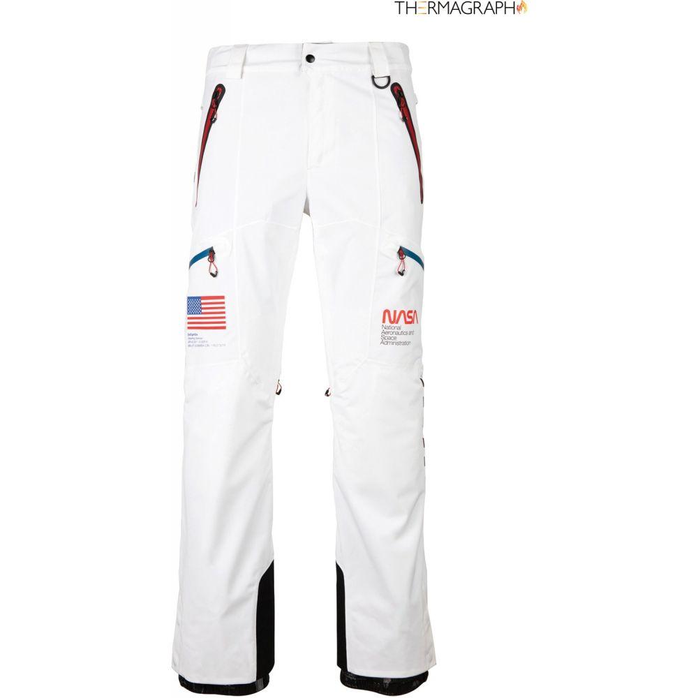 シックス エイト シックス 686 メンズ スキー・スノーボード ボトムス・パンツ【NASA Exploration Thermagraph Snowboard Pants】White