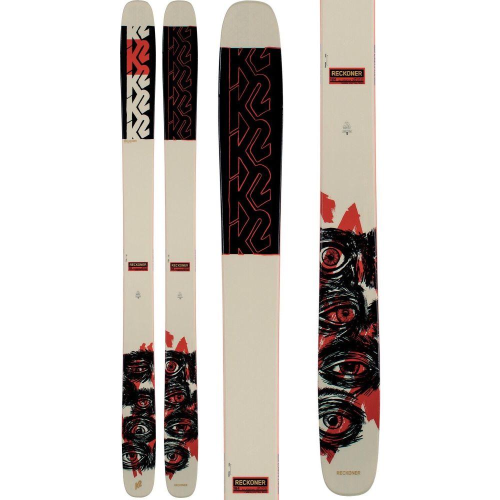 特別セーフ ケーツー K2 メンズ スキー・スノーボード ボード・板【reckoner 112 skis 2021】, 桐箱空間 084925d9