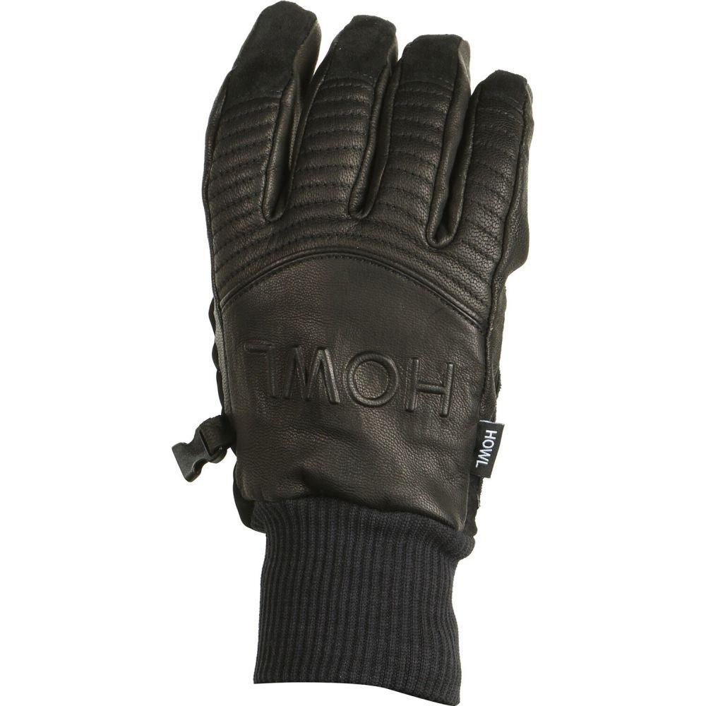 最低価格の ハウル Howl メンズ スキー・スノーボード グローブ【highland gloves】Black, 美瑛町 96da2ec8