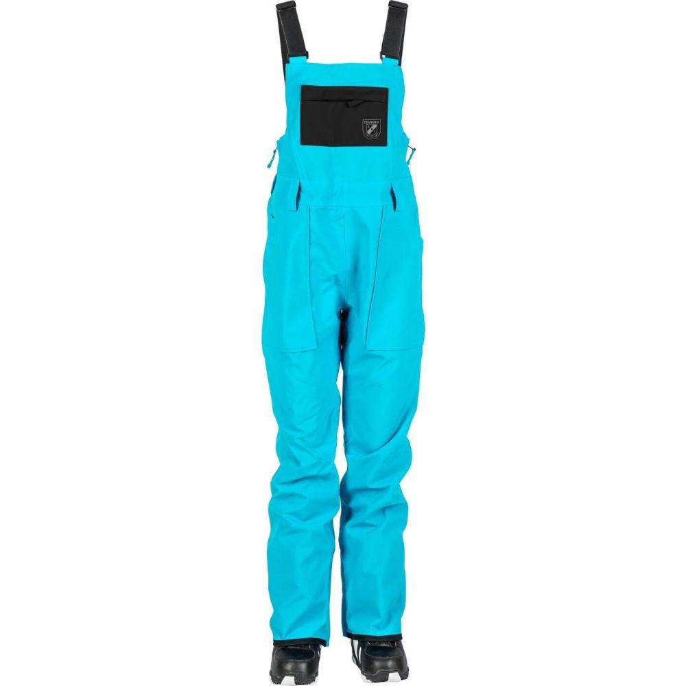 【当店一番人気】 シャモニー スキー・スノーボード Chamonix レディース スキー・スノーボード ビブパンツ ビブパンツ snowboard ボトムス・パンツ【villes bib snowboard pants】Blue/Black, グーグー(zZZ):3f502af2 --- kventurepartners.sakura.ne.jp