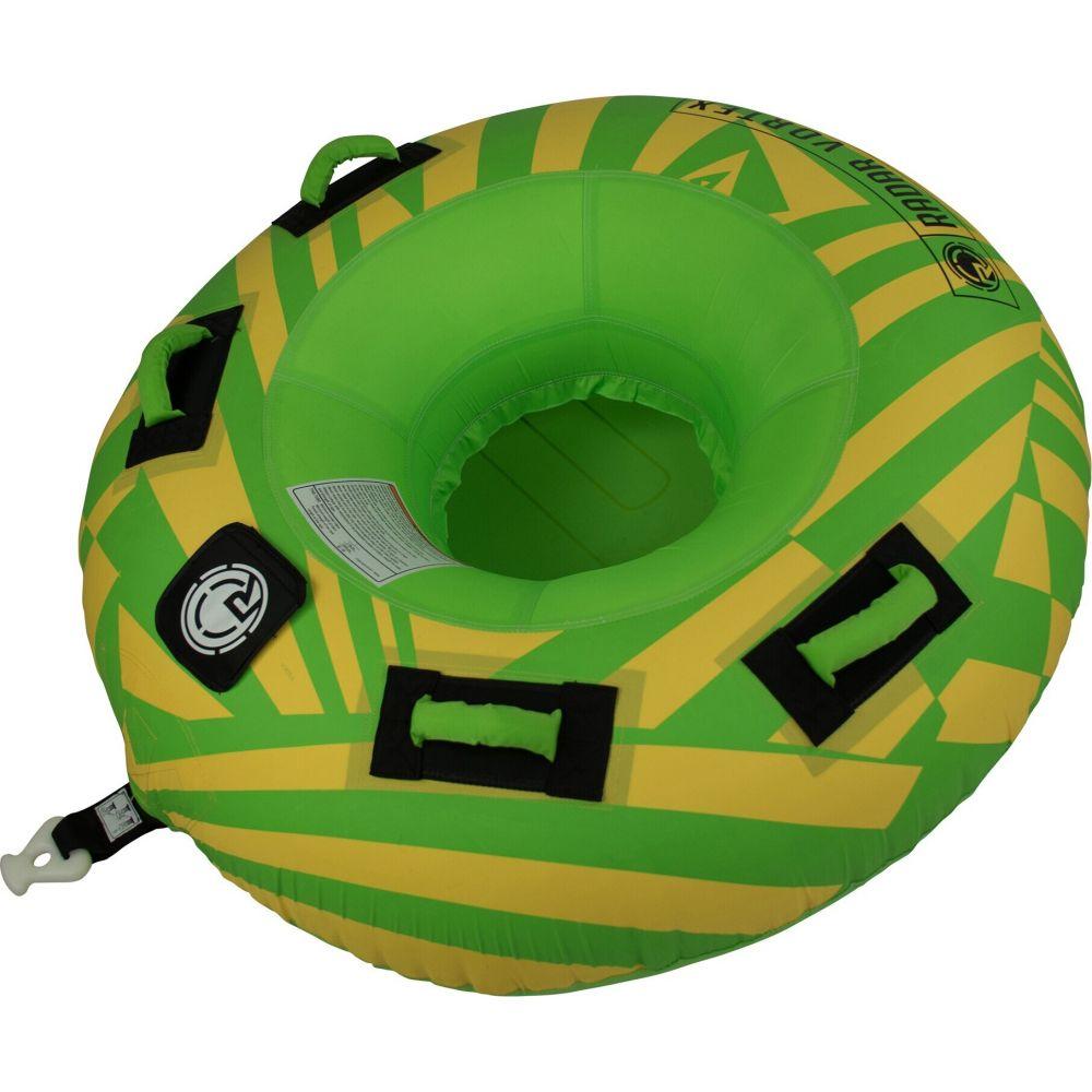 <title>レーダー メンズ 財布 時計 雑貨 その他雑貨 Yellow Green 入手困難 サイズ交換無料 Radar 浮き輪 vortex towable tube</title>