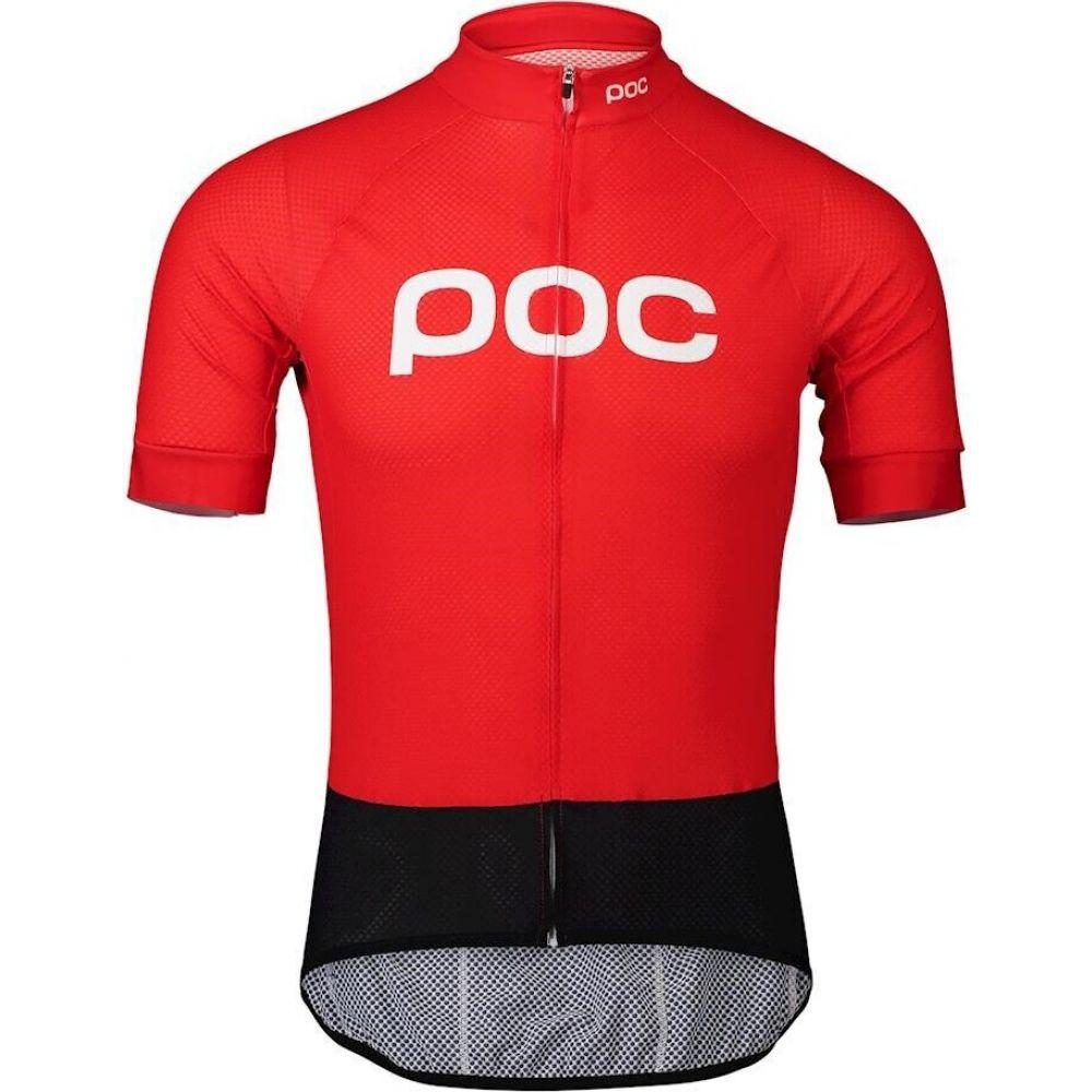 【限定特価】 ポック トップス【essential POC メンズ 自転車 トップス【essential road ポック logo bike bike jersey】Prismane Red, ドラッグエール:2409cec0 --- kventurepartners.sakura.ne.jp
