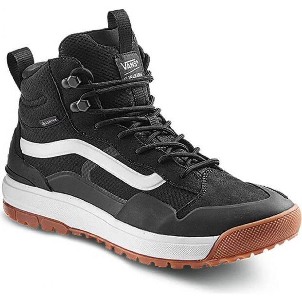 ヴァンズ メンズ シューズ 靴 スニーカー Black White 希望者のみラッピング無料 サイズ交換無料 shoes gore-tex Vans mte hi exo 在庫一掃 ultrarange