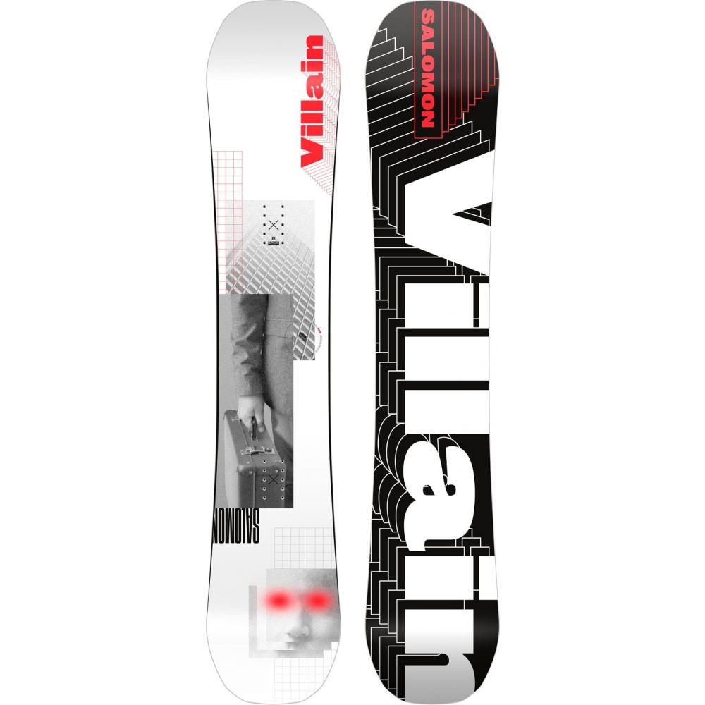 50%OFF サロモン Salomon メンズ スキー・スノーボード 2021】 snowboard ボード・板【the villain villain snowboard 2021】, 板倉町:a5308b5d --- mail.aupair-agency.com.ua