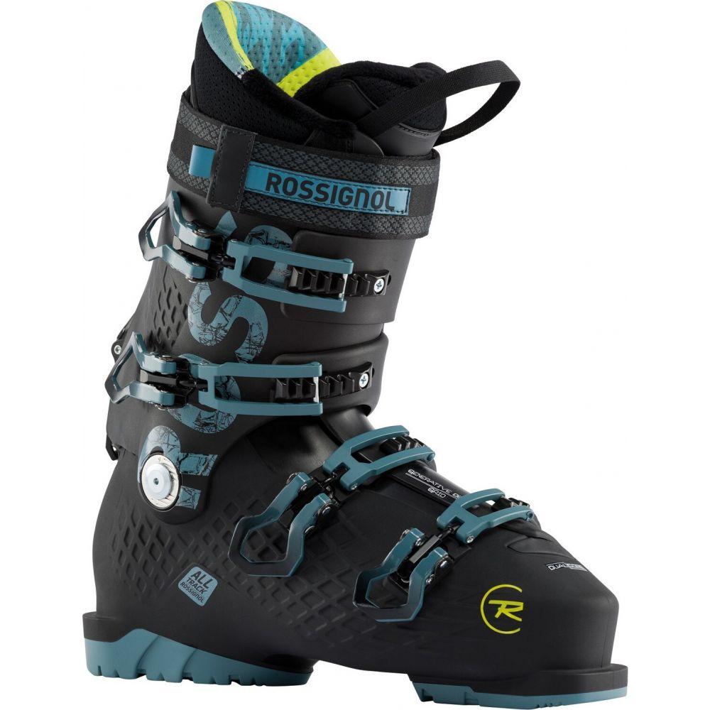 入園入学祝い ロシニョール Rossignol メンズ boots スキー ski・スノーボード ブーツ シューズ・靴 メンズ【alltrack 110 ski boots 2021】Black/Steel Blue, 小牧緑峰園:eefa9d0e --- zemlyanichka-amga.ru
