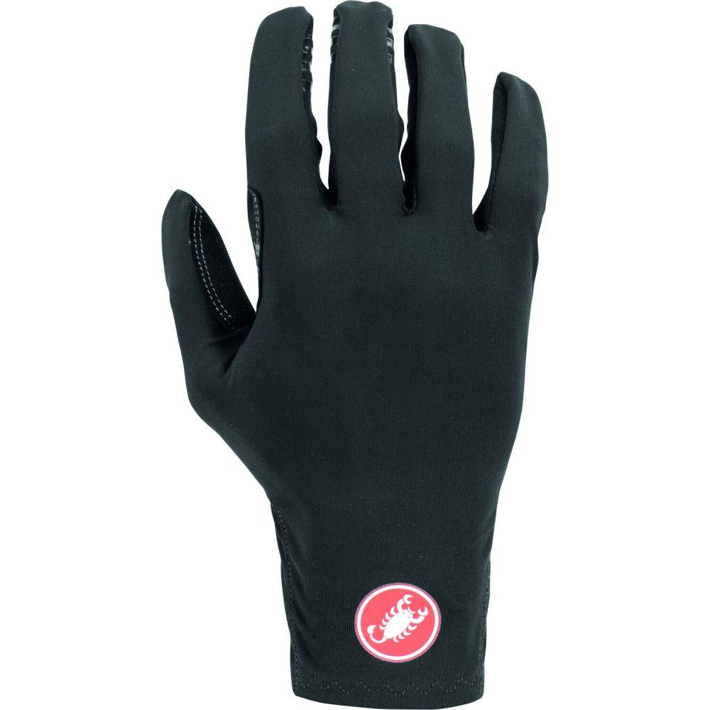カステリ レディース 自転車 グローブ Black サイズ交換無料 Gloves Bike 2 スーパーSALE セール期間限定 激安格安割引情報満載 Castelli Ligtness