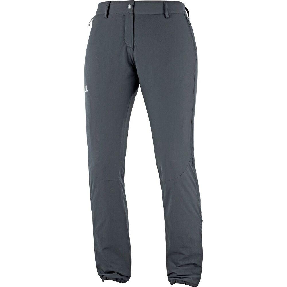 サロモン Salomon レディース スキー・スノーボード ボトムス・パンツ【Nova XC Ski Pants】Ebony