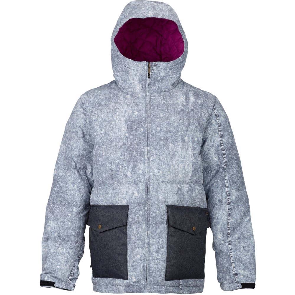 アナログ メンズ スキー・スノーボード アウター【Kilroy Snowboard Jacket 2018】Blackjack Wash/ Denim