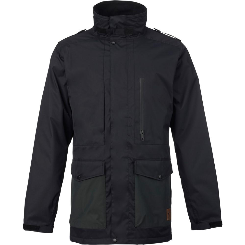 暮らし健康ネット館 アナログ メンズ スキー Jacket】True・スノーボード アウター【Rover Charcoal Snowboard Jacket メンズ】True Black/ Dark Charcoal, 和室リフォーム本舗:9c31eae7 --- canoncity.azurewebsites.net