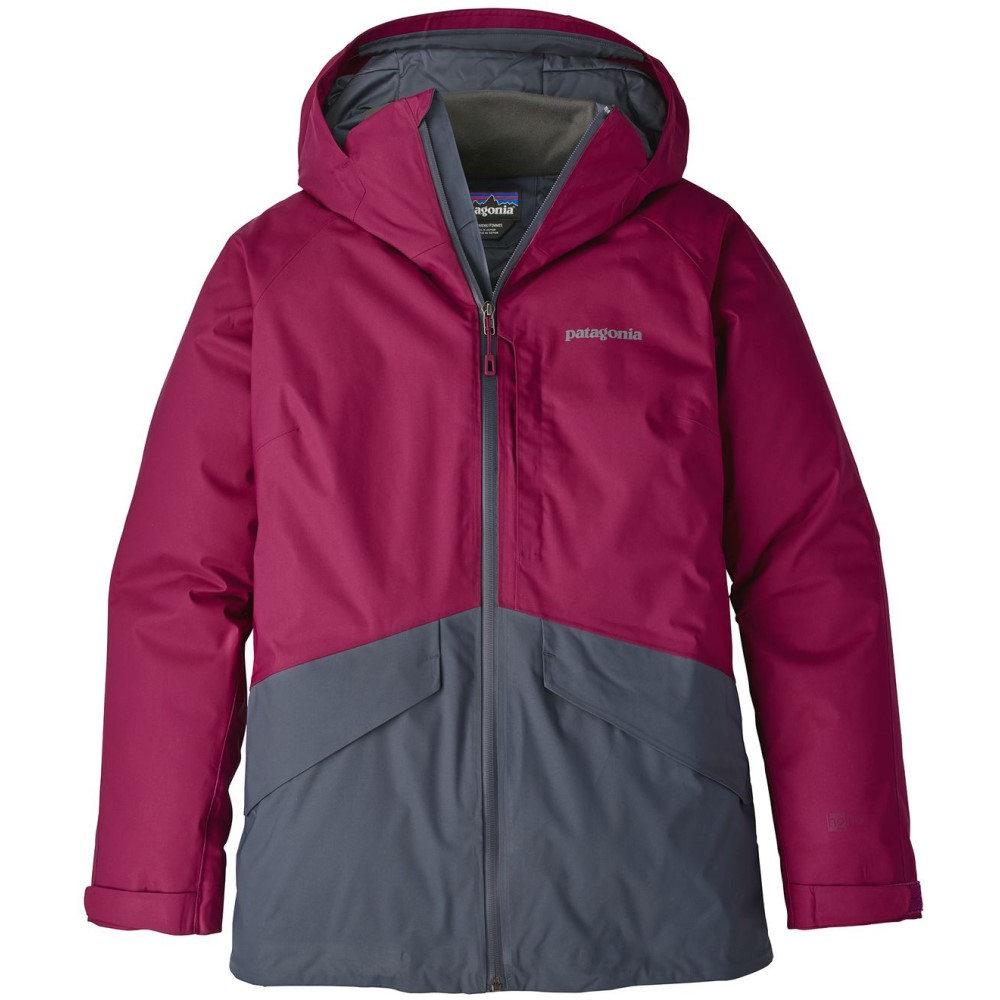 パタゴニア レディース スキー・スノーボード アウター【Insulated Snowbelle Ski Jacket 2018】Magenta