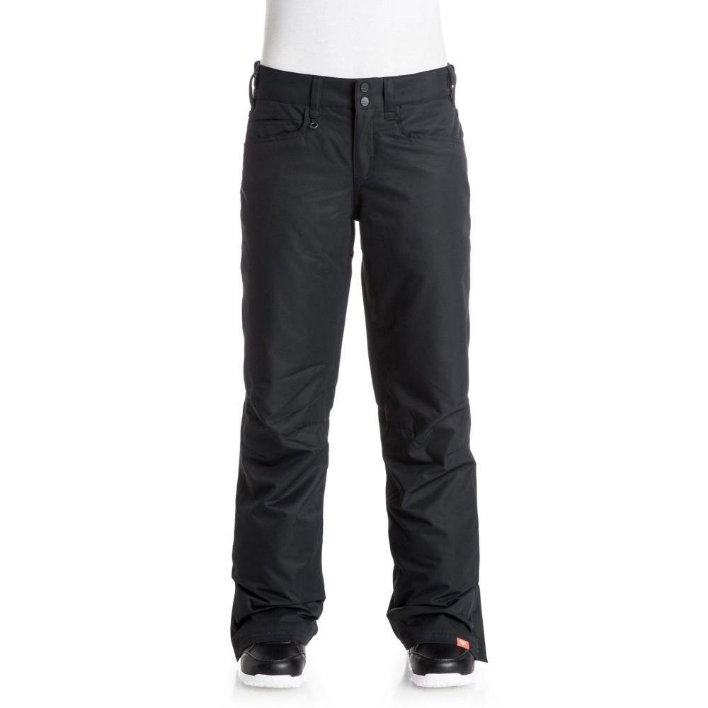 ロキシー レディース スキー・スノーボード ボトムス・パンツ【Backyard Snowboard Pants】True Black