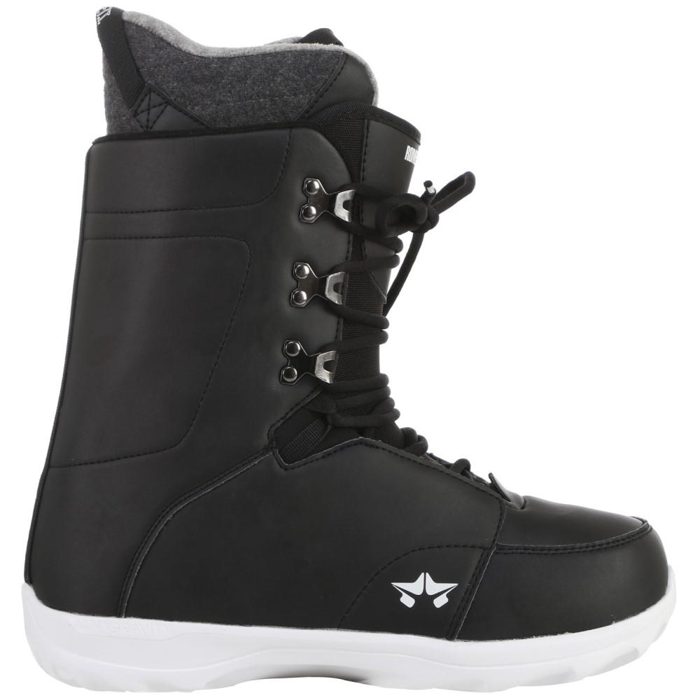 ローマー メンズ スキー・スノーボード シューズ・靴【Smith SE Snowboard Boots】Black/ White