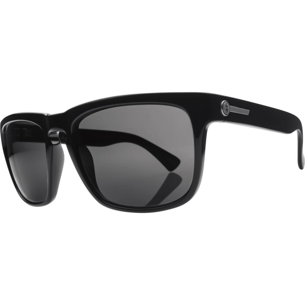エレクトリック メンズ メガネ・サングラス【Knoxville Sunglasses】Gloss Black/ M Grey Lens