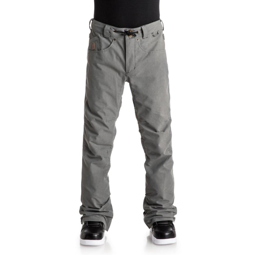 ディーシー メンズ スキー・スノーボード ボトムス・パンツ【Relay Snowboard Pants】Pewter
