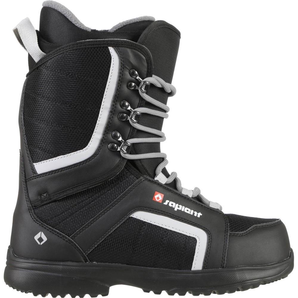 サピエント メンズ スキー・スノーボード シューズ・靴【Guide Snowboard Boots】Black/ Grey/ Red