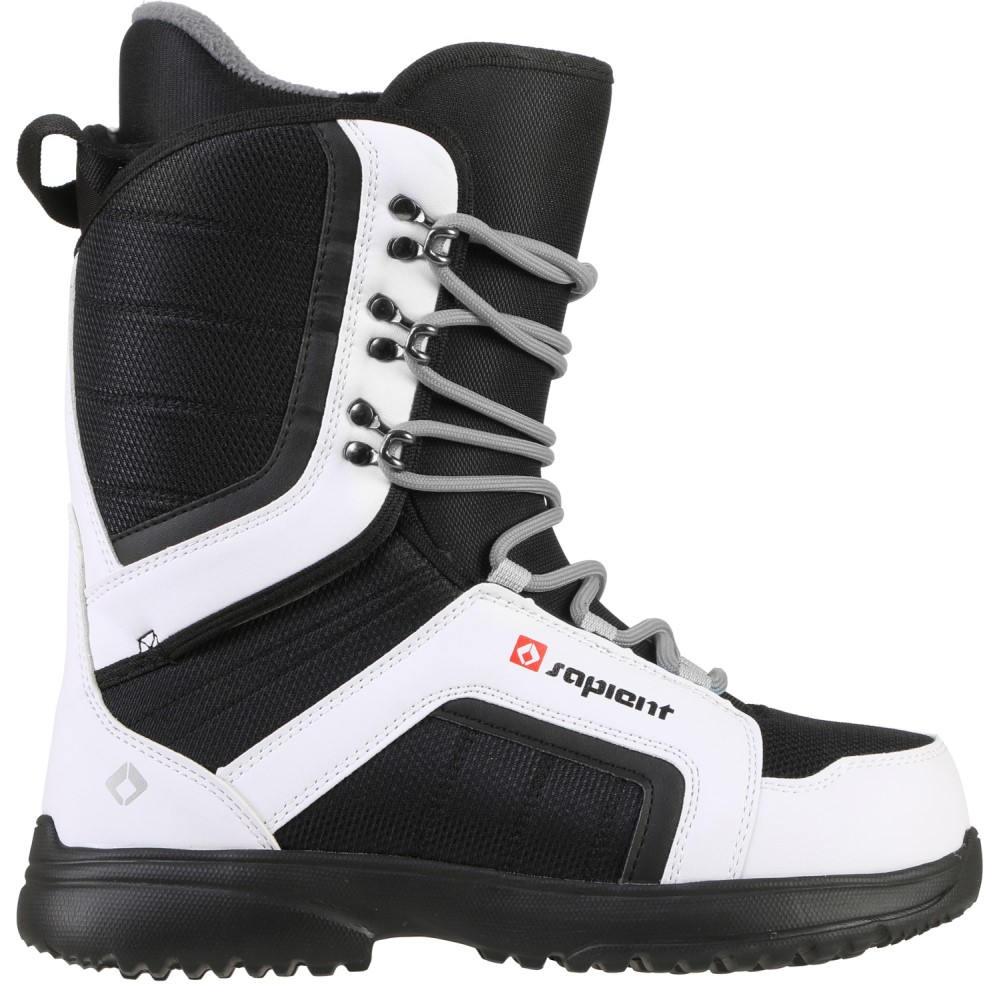 サピエント メンズ スキー・スノーボード シューズ・靴【Guide Snowboard Boots】White/ Black/ Grey