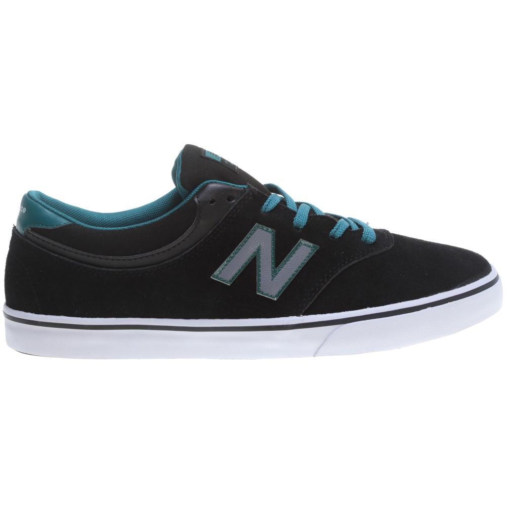 ニューバランス メンズ シューズ・靴 スニーカー【Numeric Quincy 254 Skate Shoes】Black/ Jade