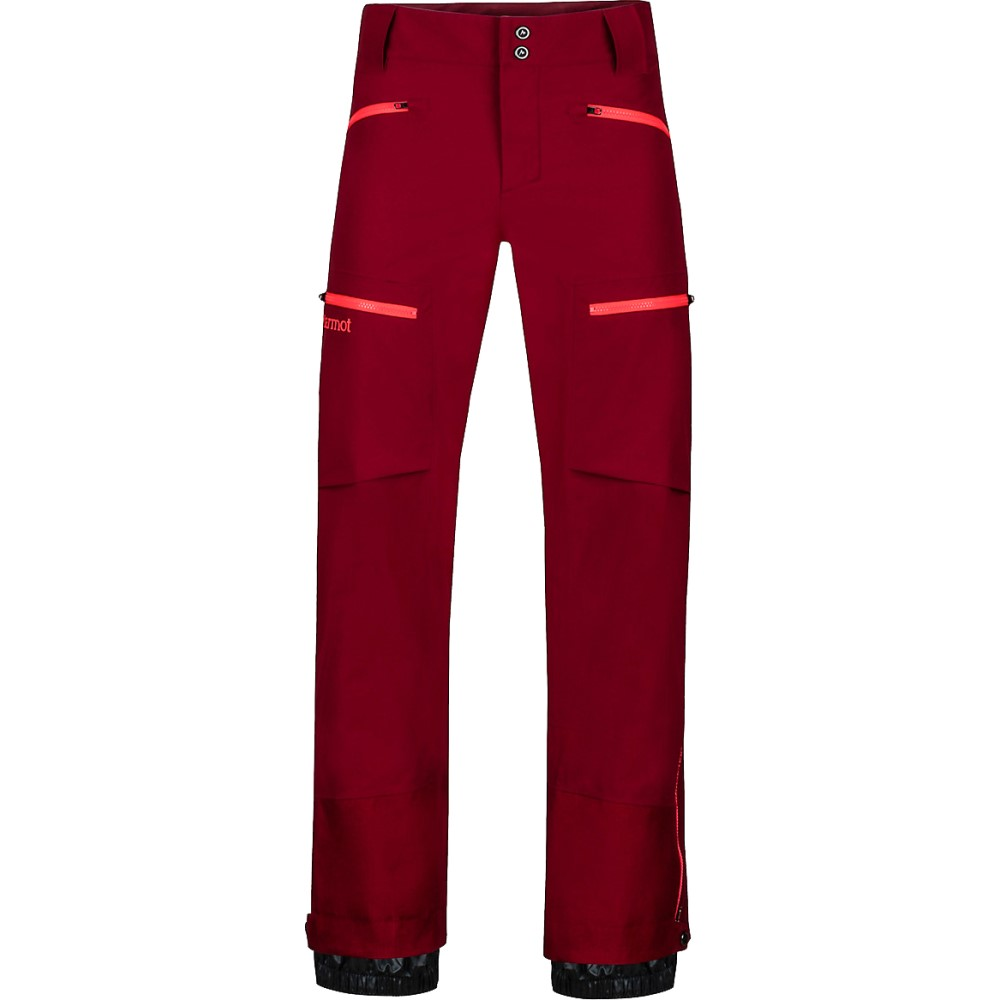 マーモット メンズ スキー・スノーボード ボトムス・パンツ【Freerider Ski Pants 2018】Brick