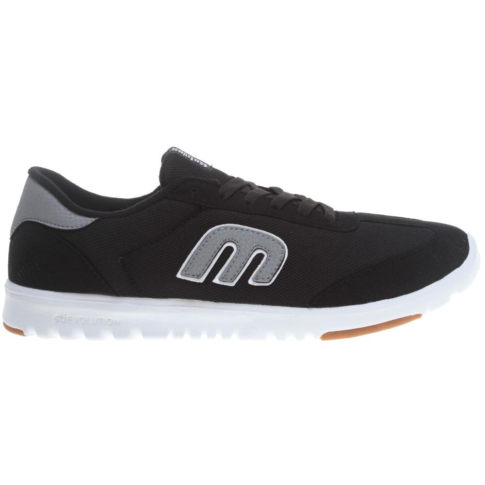 エトニーズ メンズ シューズ・靴 スニーカー【Lo-Cut SC Skate Shoes】Black/ Grey/ White