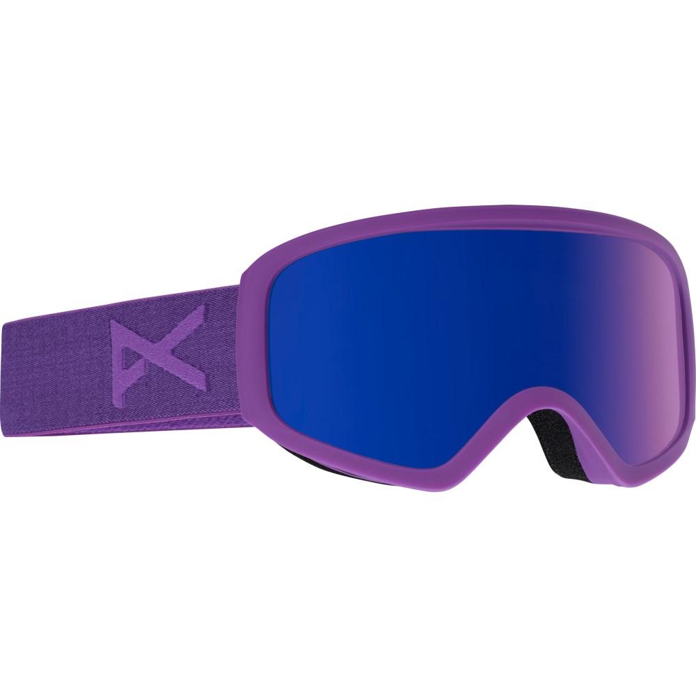 アノン レディース スキー・スノーボード ゴーグル【Insight Goggles 2018】Imperial/ Blue Cobalt Lens
