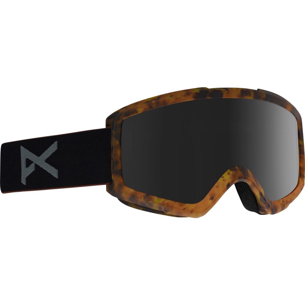割引購入 アノン メンズ スキー・スノーボード ゴーグル アノン Goggles【Helix 2.0 Goggles Lens 2018】Tort/ Dark Smoke And Amber Lens, 吉備町:95bd604f --- canoncity.azurewebsites.net
