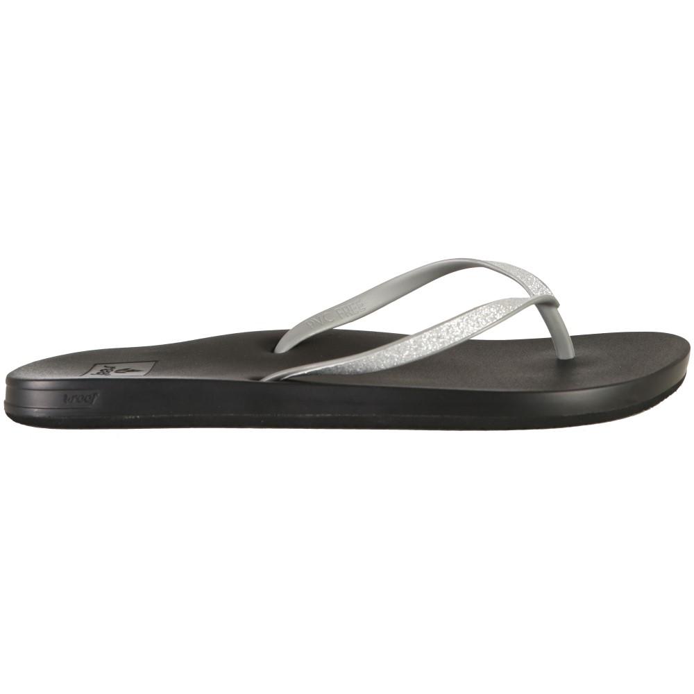 リーフ レディース シューズ・靴 サンダル・ミュール【Cushion Bounce Stargazer Sandals】Silver