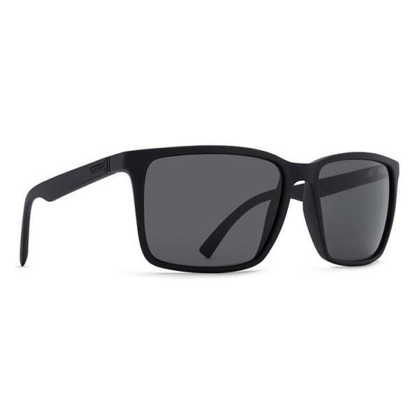 ボンジッパー メンズ メガネ・サングラス【Lesmore Sunglasses】Black Satin/ Grey Lens