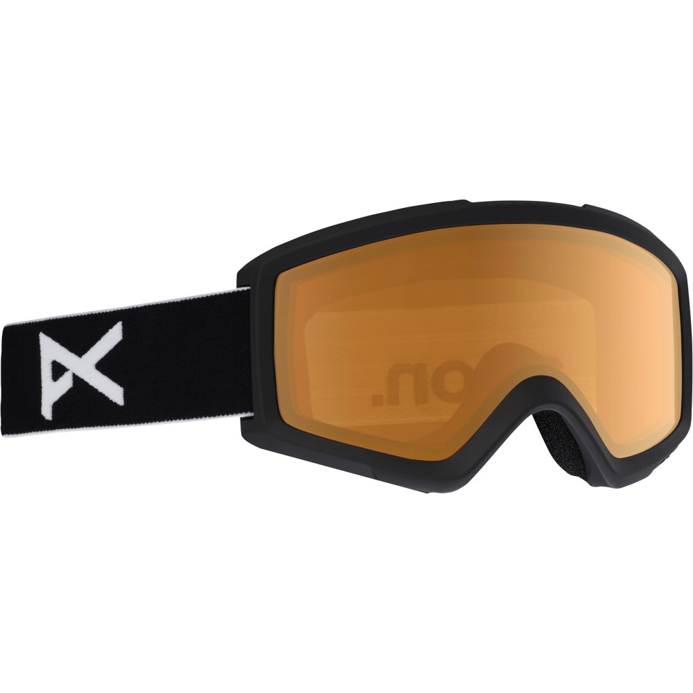 【激安大特価!】 アノン メンズ スキー 2019】Black/ メンズ・スノーボード ゴーグル【Helix Goggles 2.0 Goggles 2019】Black/ Amber Lens, 鶴橋キムチ 昌宏 チャングァン:d7f6f1ff --- canoncity.azurewebsites.net