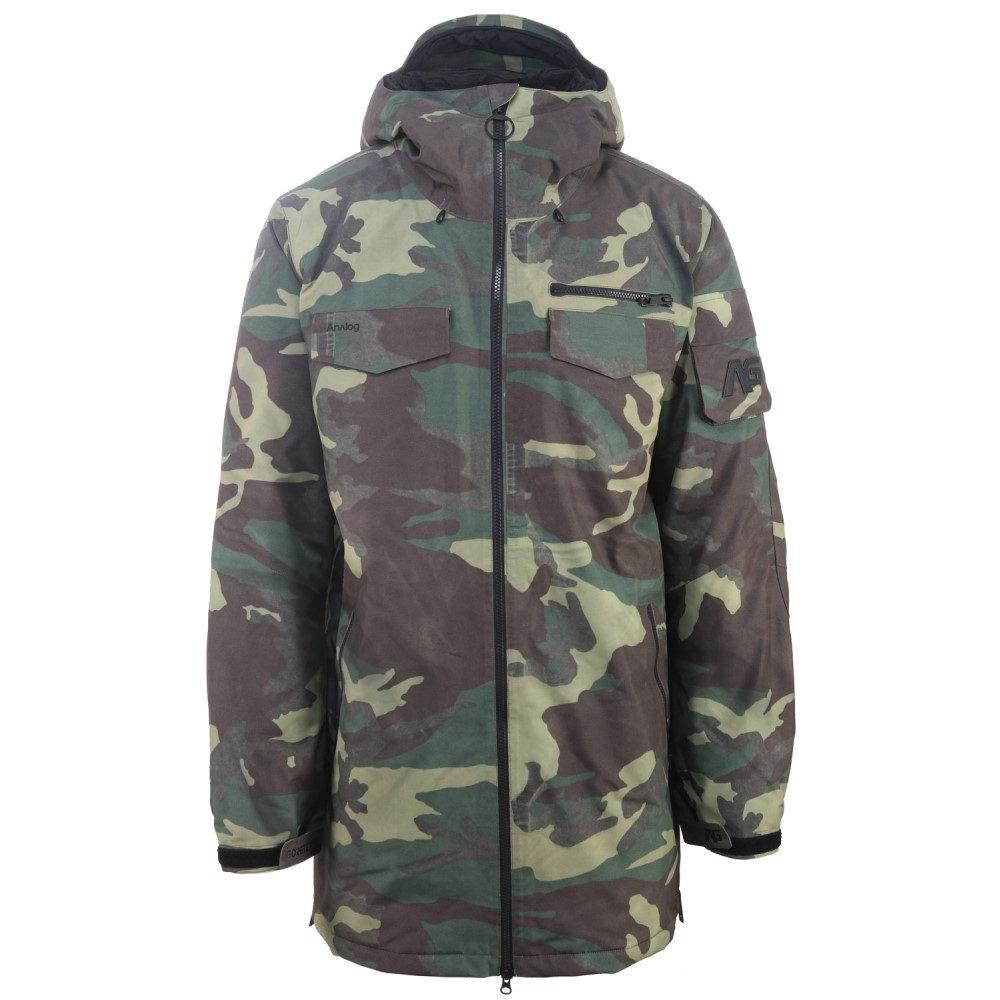 アナログ メンズ スキー・スノーボード アウター【Snowblind Trench Gore-Tex Snowboard Jacket】Surplus Camo