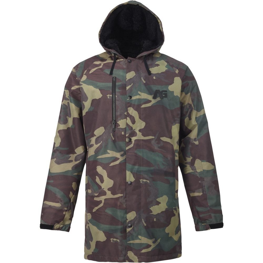 数量限定価格!! アナログ メンズ Camo スキー Parka・スノーボード アウター【Stadium Parka Snowboard Jacket】Surplus Jacket】Surplus Camo, 敦賀市:8e4d32f7 --- canoncity.azurewebsites.net