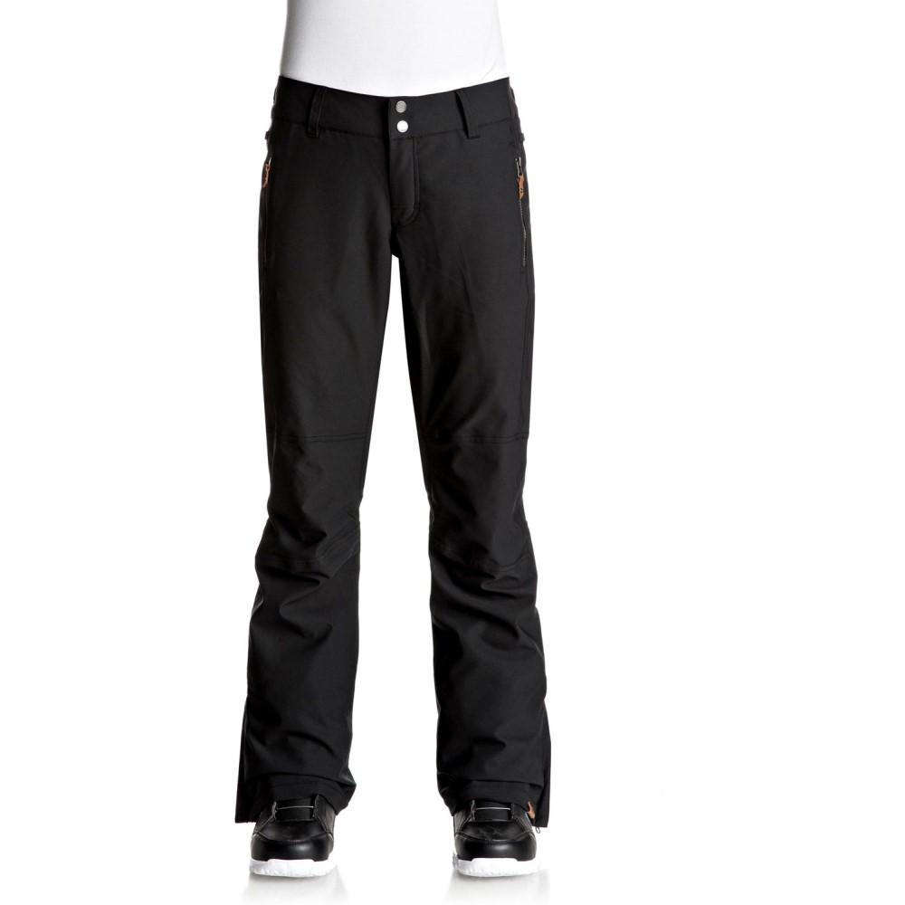 ロキシー レディース スキー・スノーボード ボトムス・パンツ【Cabin Snowboard Pants 2018】True Black