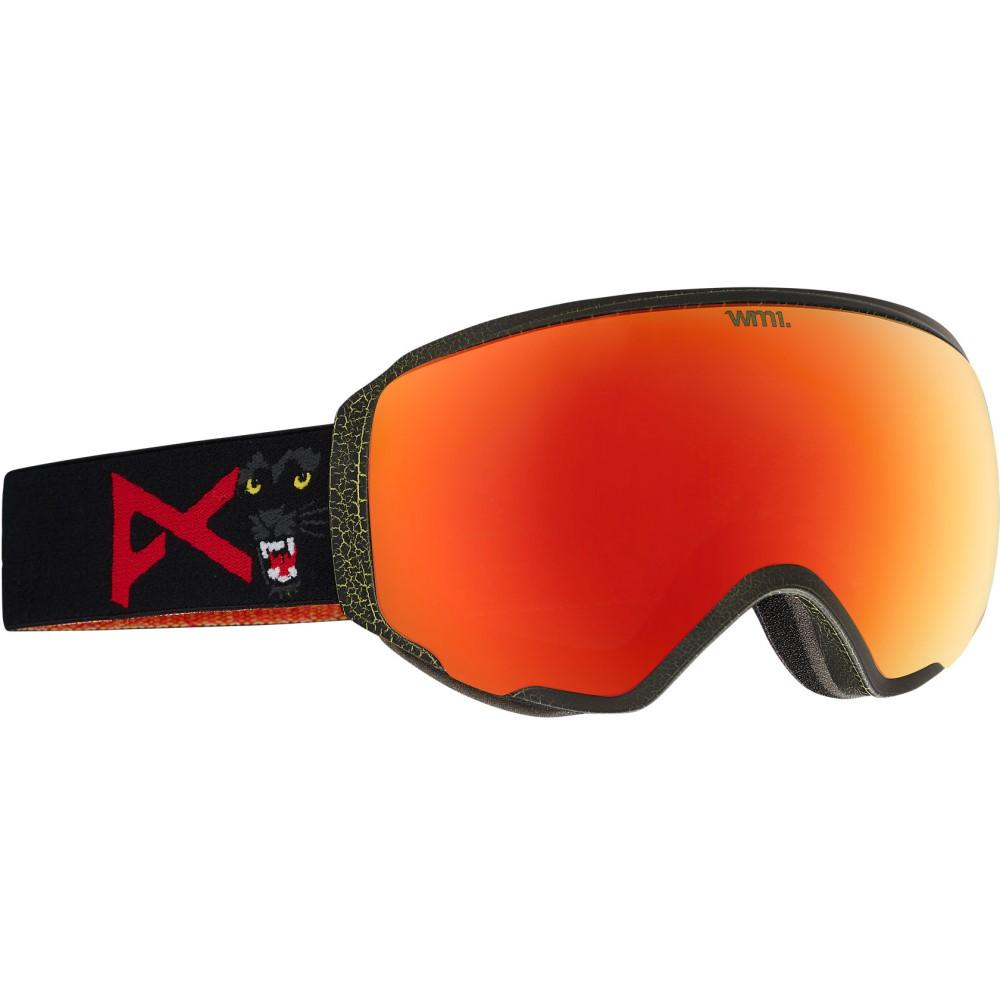 【コンビニ受取対応商品】 アノン レディース スキー・スノーボード Solex ゴーグル ゴーグル【WM1【WM1 Second Goggles Goggles】Meow/】Meow/ Red Solex Lens, お部屋の大将:2e500ffd --- canoncity.azurewebsites.net