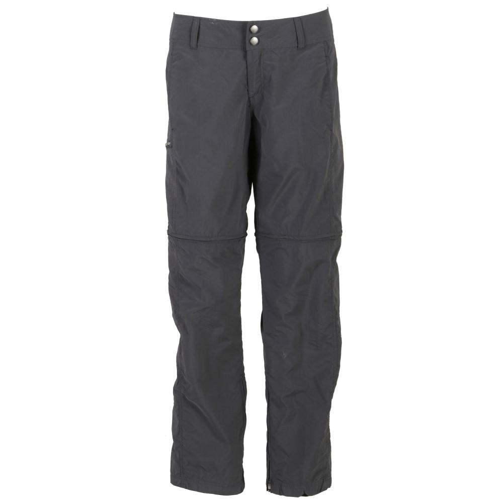 エクスオフィシオ レディース ボトムス・パンツ【BugsAway Sol Cool Ampario Convertible Hiking Pants】Carbon