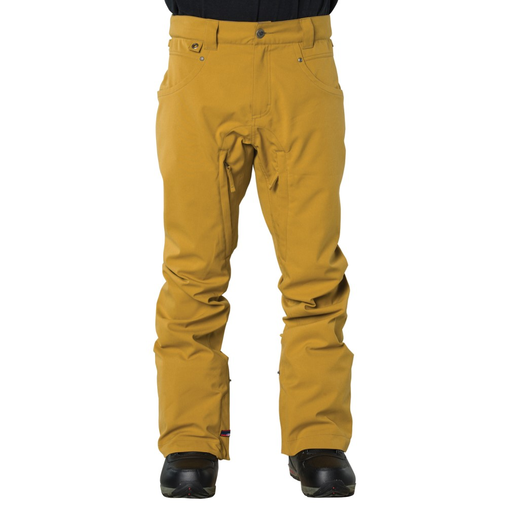 ボンファイヤー メンズ スキー・スノーボード ボトムス・パンツ【Rampart Snowboard Pants】Cumin