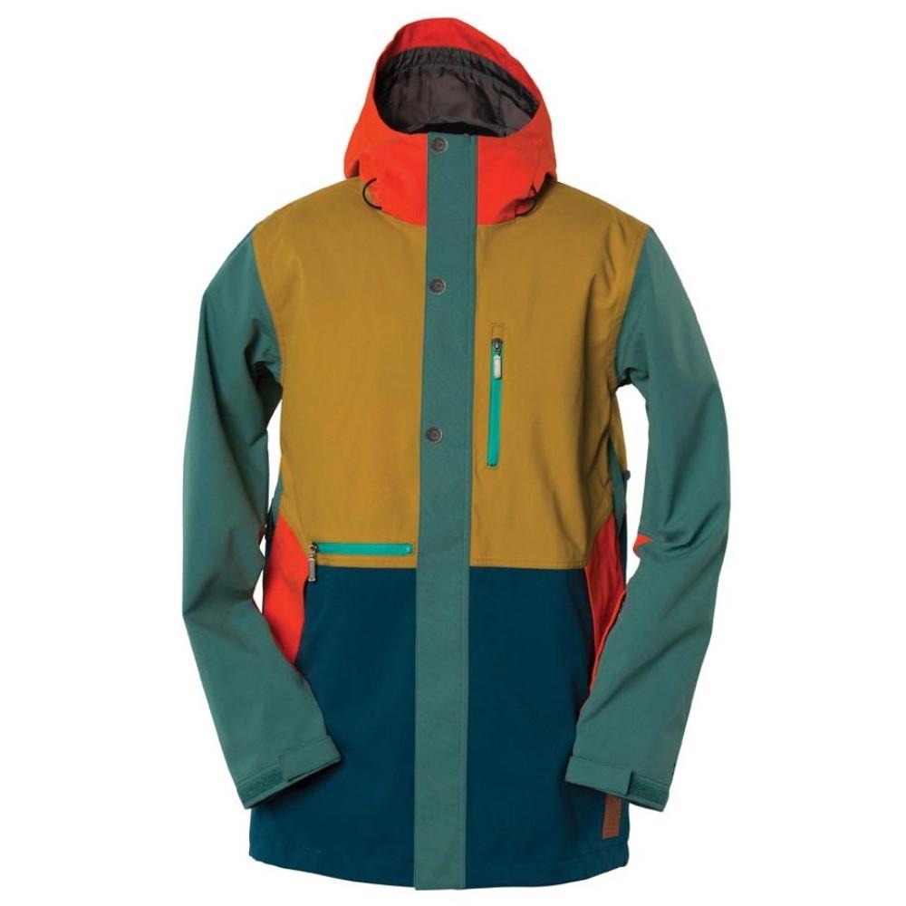ボンファイヤー メンズ スキー・スノーボード アウター【Bagby Snowboard Jacket】Cumin