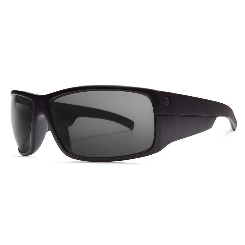 エレクトリック メンズ メガネ・サングラス【Mudslinger Sunglasses】Matte Black/ M Grey Lens