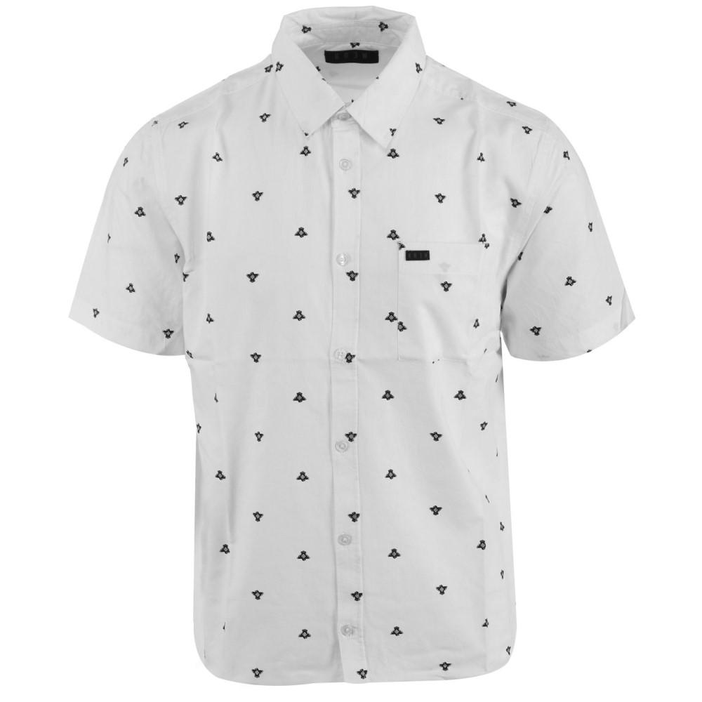 クルー メンズ トップス シャツ【Reed Woven Shirt】T- Bird Print