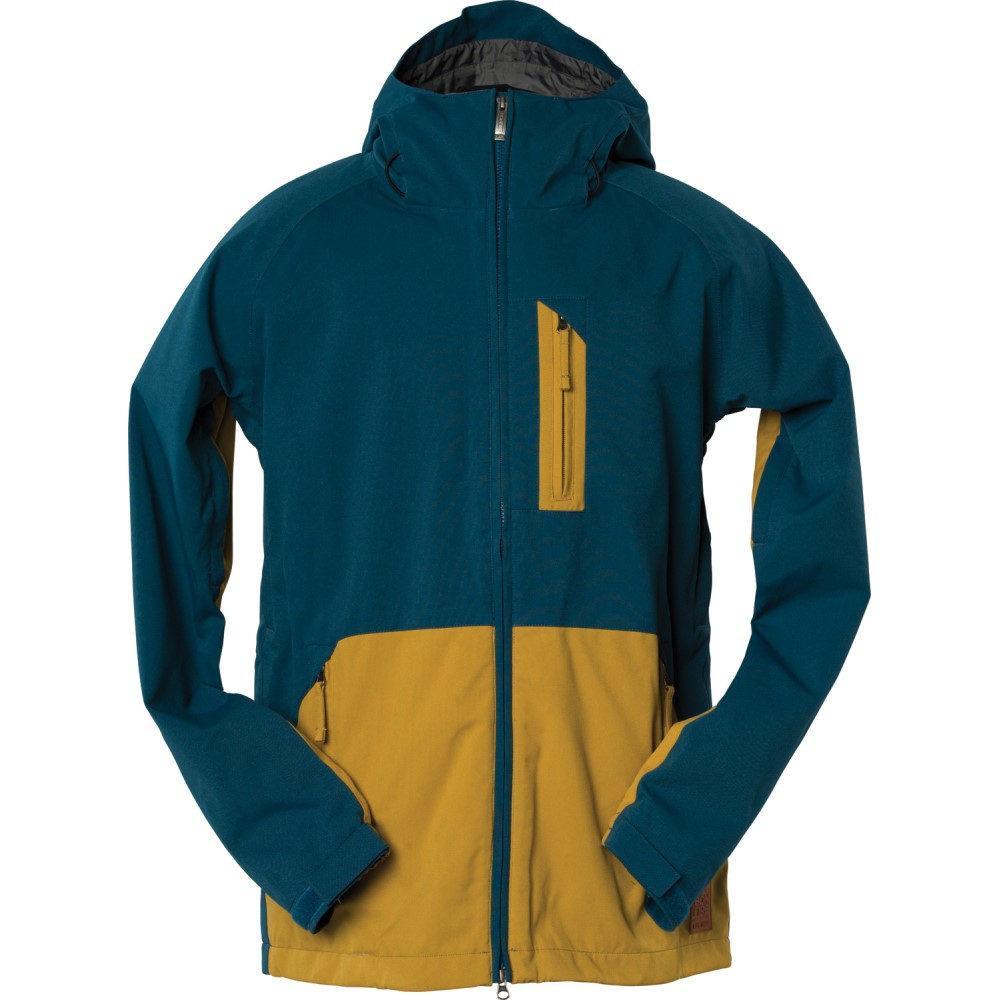 ボンファイヤー メンズ スキー・スノーボード アウター【Drury Snowboard Jacket】Orion Blue