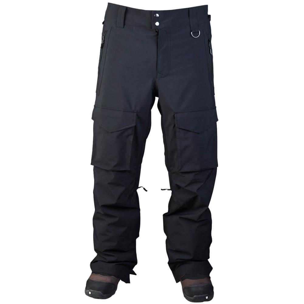ネフ メンズ スキー・スノーボード ボトムス・パンツ【Gnargo Snowboard Pants】Black
