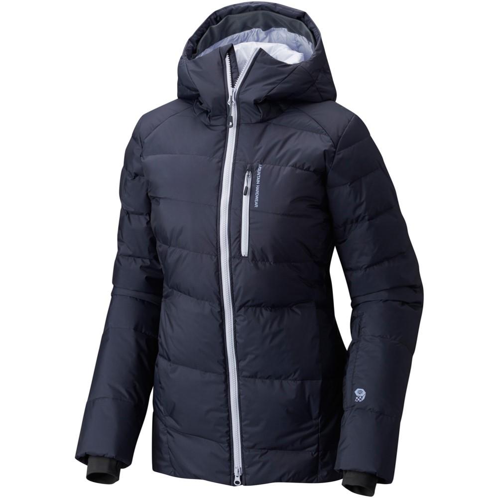 マウンテンハードウェア レディース スキー・スノーボード アウター【Snowbasin Down Ski Jacket 2018】Inkwell