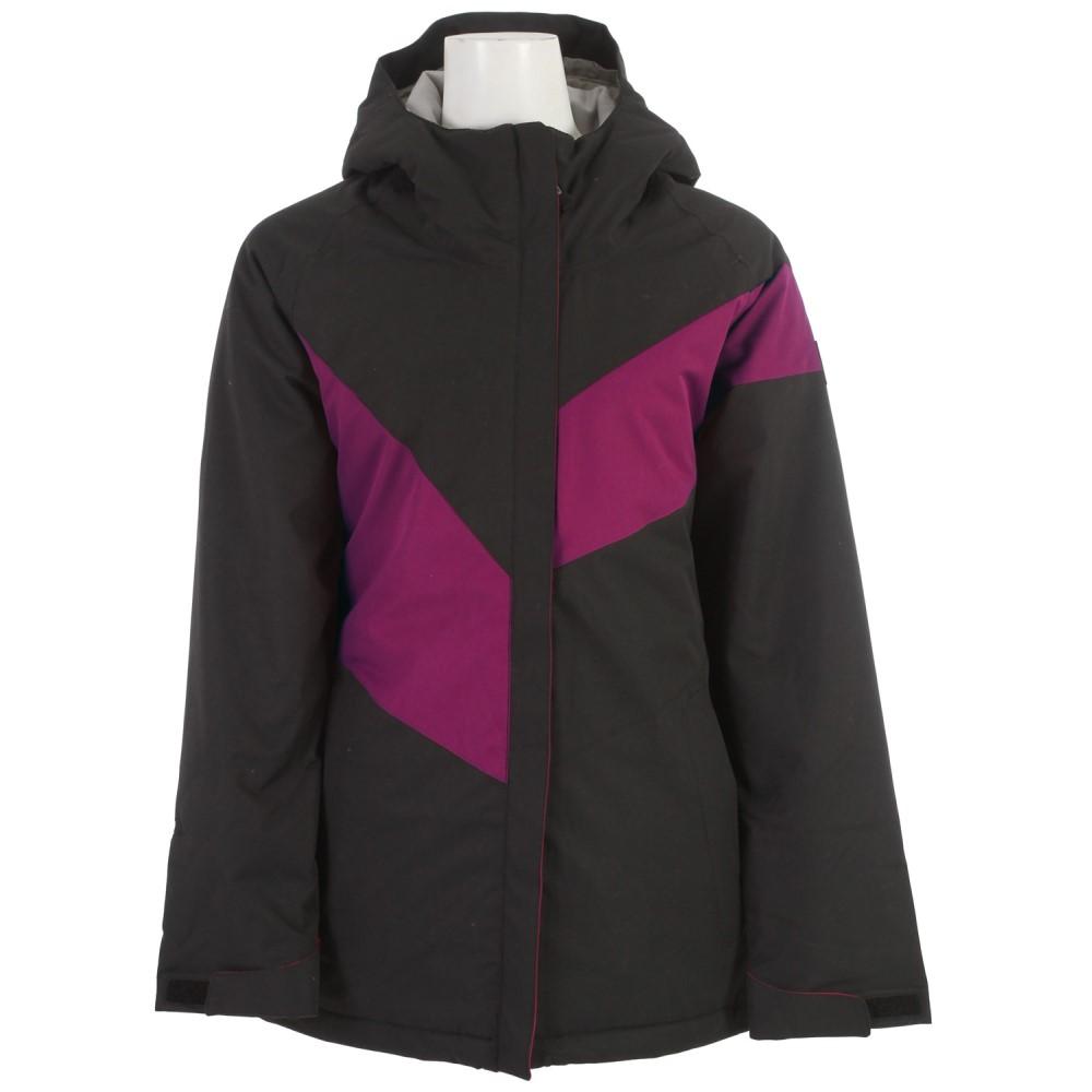 ライド レディース スキー・スノーボード アウター【Brighton Snowboard Jacket】Black Twill