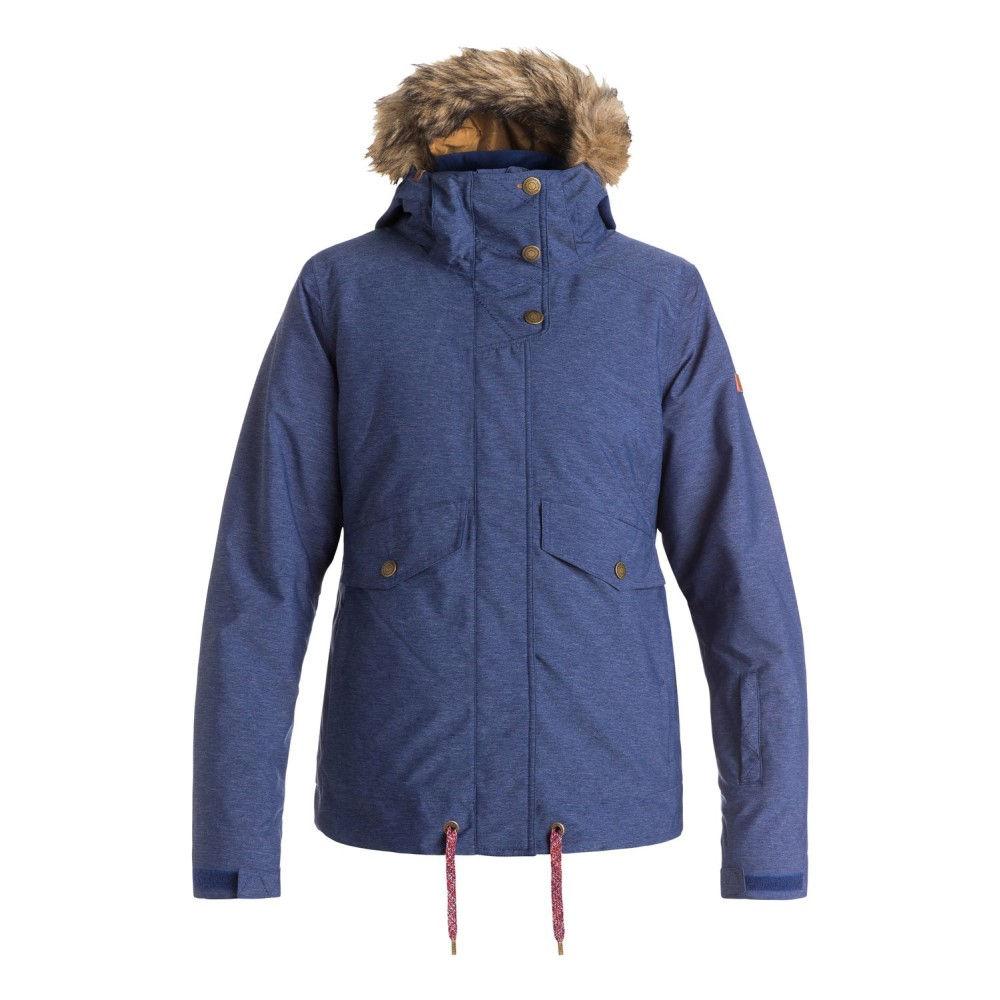 ロキシー レディース スキー・スノーボード アウター【Grove Snowboard Jacket】Blue Print