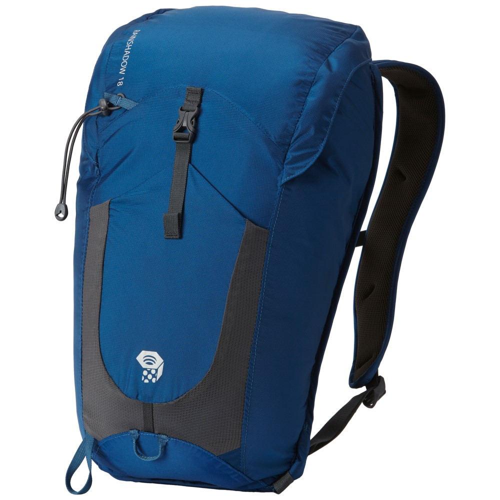 マウンテンハードウェア メンズ バッグ バックパック・リュック【Rainshadow 18 Outdry Backpack】Nightfall Blue