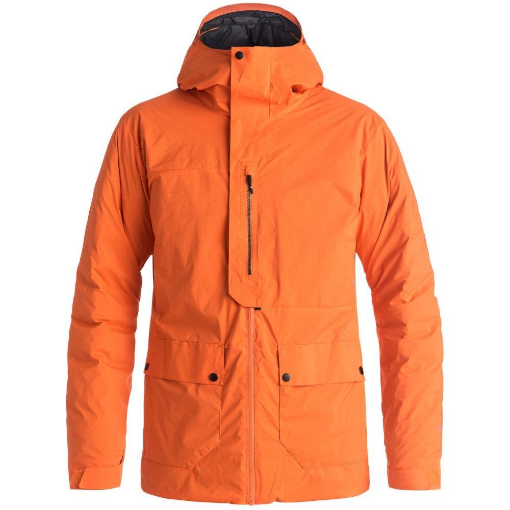 クイックシルバー メンズ スキー・スノーボード アウター【Stratocumulus Windstopper Gore-Tex Snowboard Jacket】Flame